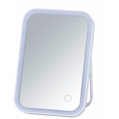 Miroir cosmétique LED à poser Arizona