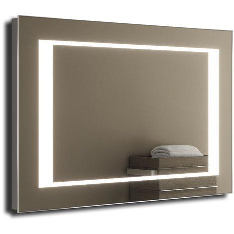 Miroir de rasage avec système audio - Bluetooth et capteurs k48iAud