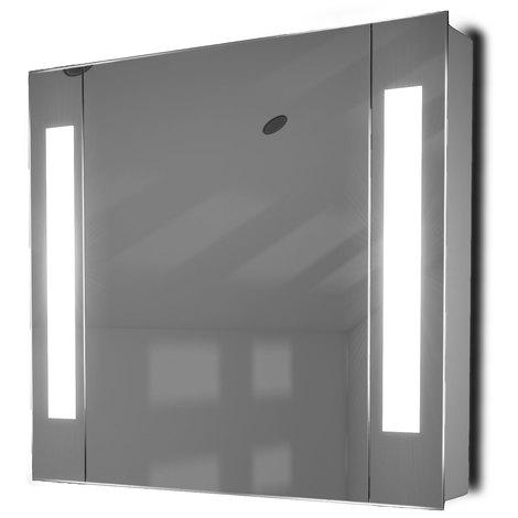 Miroir avec prise prix mini - Miroir salle de bain lumineux avec prise de courant ...