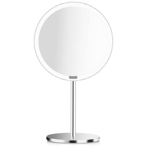 Miroir de salle de bain chambre 60 LED capture de mouvement pour maquillage Hasaki