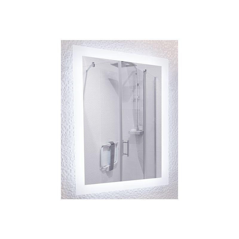 miroir de salle de bains avec clairage led mod le 60. Black Bedroom Furniture Sets. Home Design Ideas