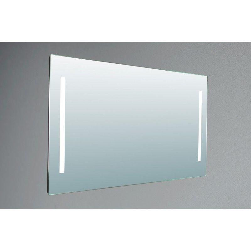 Miroir De Salle De Bains Avec Eclairage Led Modele Led 120 70