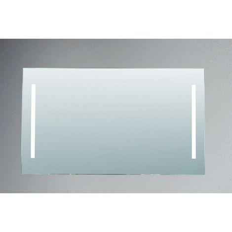 Miroir de salle de bains avec éclairage LED - Modèle LED 120 - 70 cm x 120 cm (HxL)
