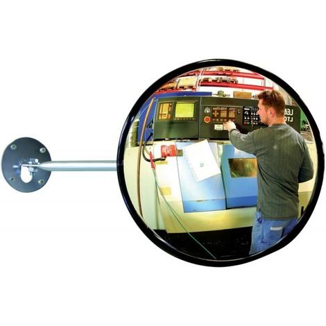 Miroir d'observation rond 80 cm