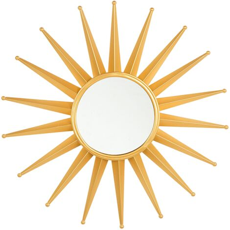 Miroir doré PERELLI