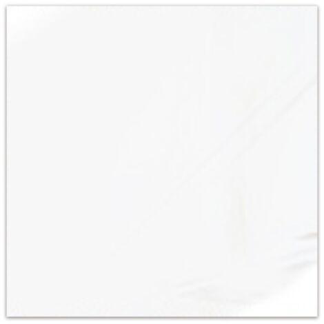 Miroir Doux Autocollant Mural Papier Peint Autocollant Miroir Acrylique Plein Corps Miroir Autocollant DIY Salle De Bains Miroir Décoratif DIY Sticker Mural Miroir Autocollant Mural (Carré (Argent (6 pcs))