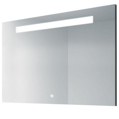 Miroir éclairant KATHY - 80x60 cm