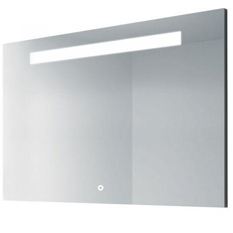 Miroir éclairant KATHY - 90x60 cm