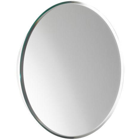 Miroir en verre de maquillage mural LED salon éclairage de salle de bains lampe cosmétique couloir blanc FH-Lighting 830001