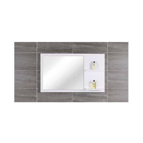 Miroir FARIETOS 110*65 cm - Beige