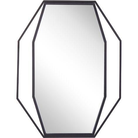 Miroir gris graphite NIRE