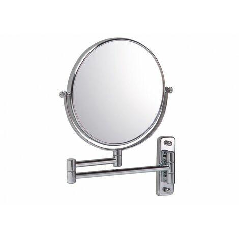 Miroir Grossissant (X10) Mural - Diamètre: 20 cm