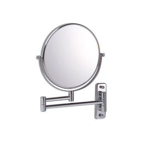 "main image of ""Miroir Grossissant (X10) Mural - Diamètre: 20 cm - Chrome"""