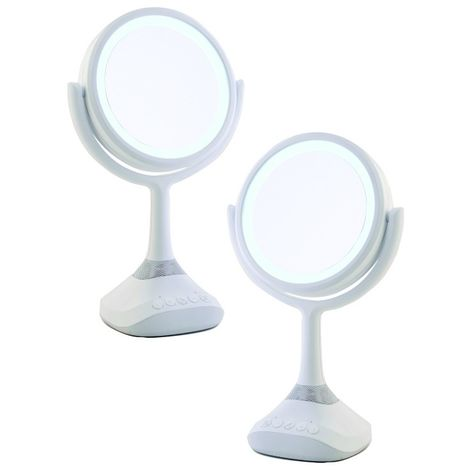 Miroir Grossissant (X5) Bluetooth & led