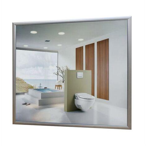 """main image of """"Miroir infrarouge chauffant 300 watts miroir chauffant chauffage infrarouge"""""""