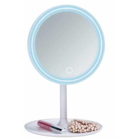 Miroir LED à poser Turro