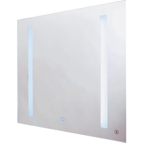 Miroir LED BLUETOOTH 60 cm