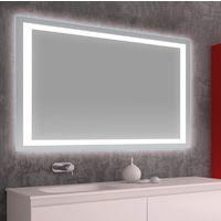 Miroir lumineux NOVELA rectangulaire 70 x 100 cm