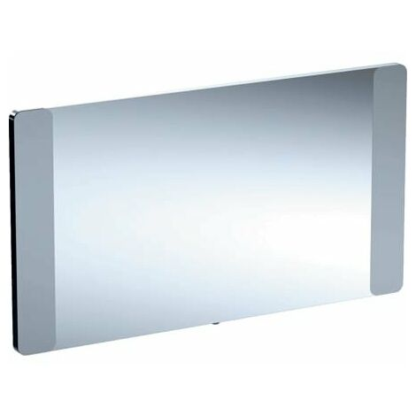 Miroir lumineux optionnel Geberit, éclairage des deux côtés, largeur 120cm, 819220000 - 819220000