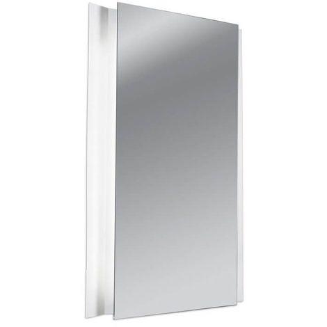 Miroir lumineux salle de bains Glanz LED IP44 H94 cm