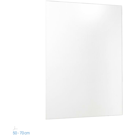 Miroir Mural Basic 50x70 Cm mod. Narciso