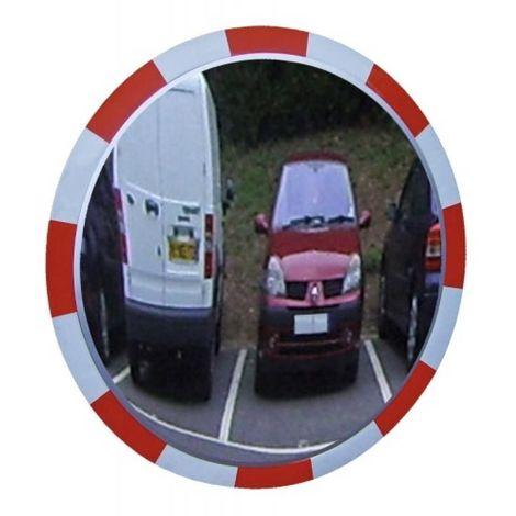 Miroir Parking Bande Réflechissante Ø600