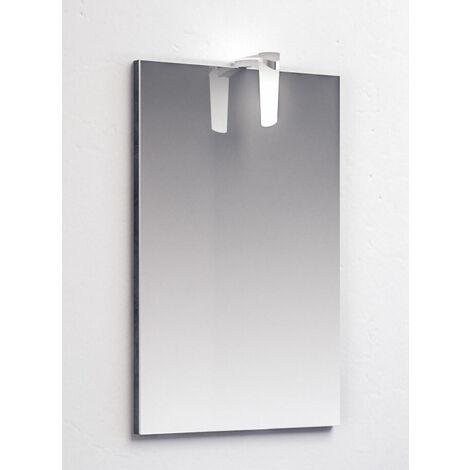Miroir pour meuble lave-mains Ancoflash 40x60cm