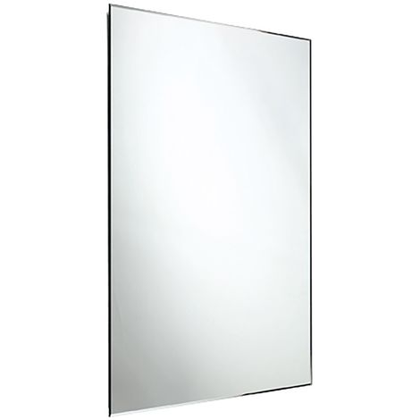 Miroir rectangle horizontal ou vertical 70x40cm - Ondyna MT7040