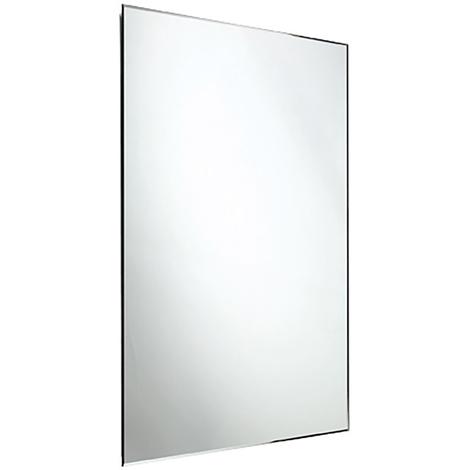 Miroir rectangle horizontal ou vertical 80x60cm - Ondyna MT8060