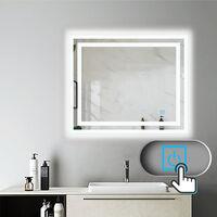 Miroir simple de salle de bain