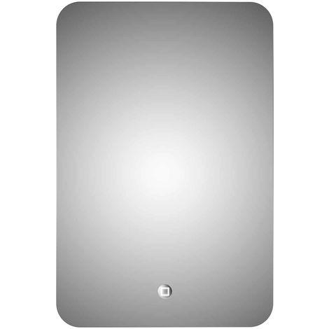 Miroir salle de bain LED auto-éclairant ATMOSPHERE