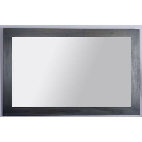 Miroir salle de bain teck 140 Grey