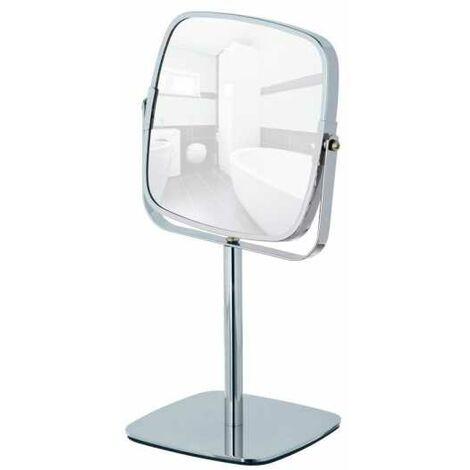 Miroir sur pied, miroir grossissant x 50, 15x15 cm, Kare WENKO