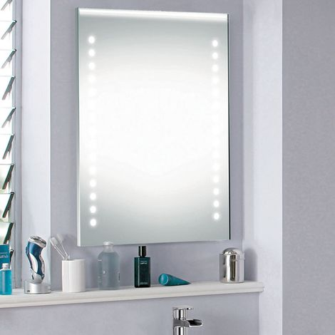 """main image of """"Mirror 102 With IR Switch & Demister - By Voda Design"""""""