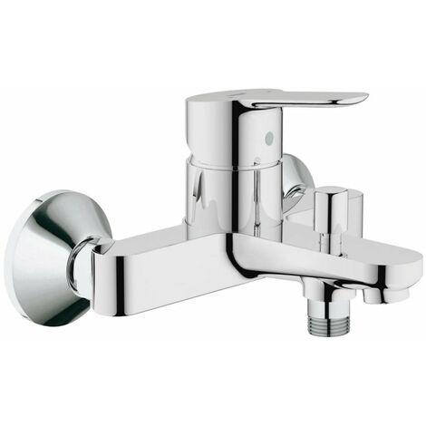 "main image of ""Miscelatore bagno doccia GROHE Bauedge parete C2 rif. 2356100"""