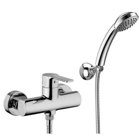 RAF senza set doccia Miscelatore monocomando a parete per doccia