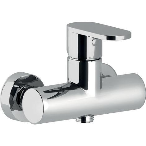 Miscelatore esterno doccia cromato