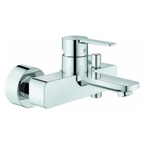 Miscelatore monocomando per doccia Grohe Linear, montaggio a parete, colorazione: cromo - 33865001
