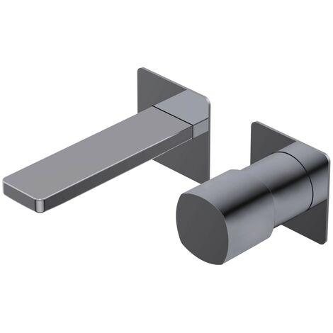 Miscelatore per lavabo ad incasso parete Ritmonio Haptic PR43AY201