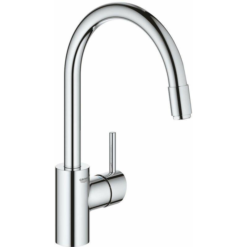 Miscelatore per lavello cucina Grohe 32663003 | Cromo