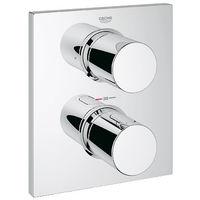 Miscelatore termostatico GROETHERM F 2 VIE 27618000 | Cromo