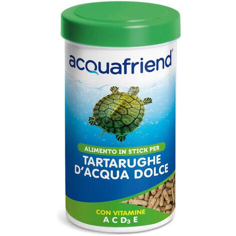 Mischfutter in Sticks für Wasserschildkröten Acqua Friend