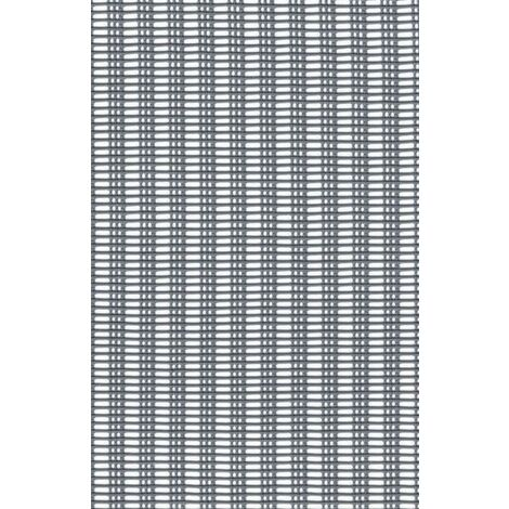 Mistral gris, brise-vent en plastique - mt. H. 1x30