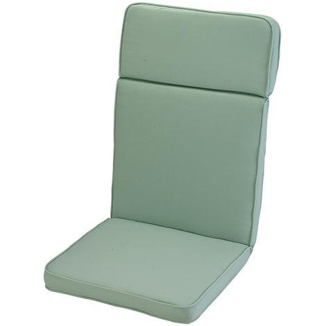 Misty Jade High Recliner Cushion