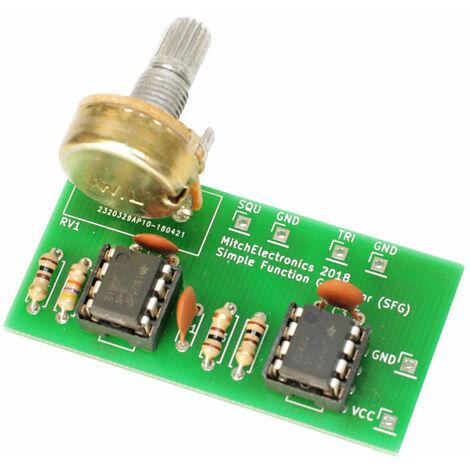 MitchElectronics Simple Function Generator Kit