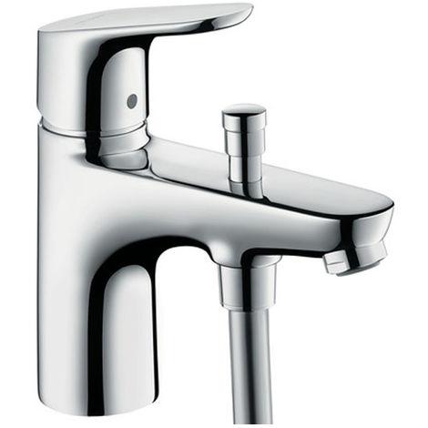 Focus Mitigeur bain/douche monotrou avec cartouche 2 vitesses chromé