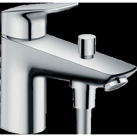 Mitigeur bain/douche C2 monotrou avec cartouche à 2 vitesses HANSGROHE 71315000