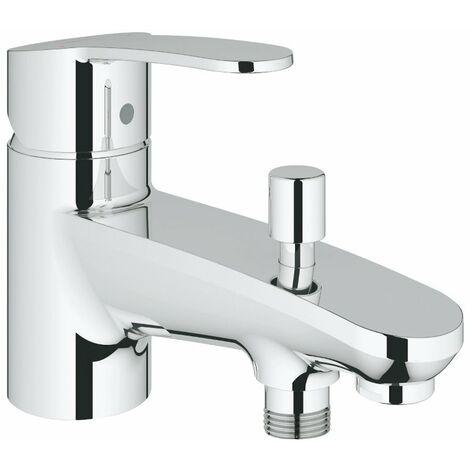 Mitigeur bain-douche Eurosmart Cosmopolitan Grohe - Monotrou - Chrome