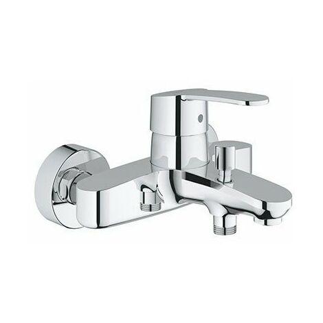 """Mitigeur bain-douche Eurostyle Cosmopolitan - Monocommande 1/2"""" - Chrome"""