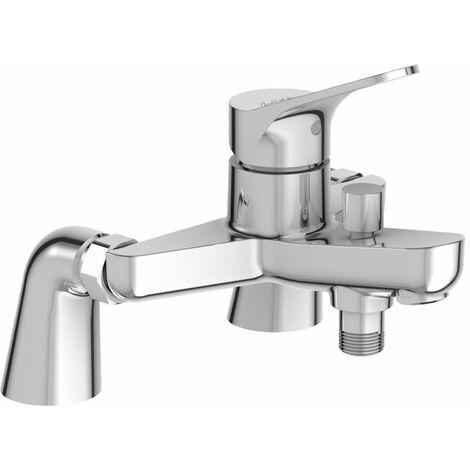 Mitigeur Brive bain douche sur gorge, JACOB DELAFON ref. E75768-CP